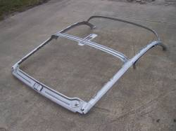1955-57 Chevy - Roof/Top - 1955-57 Chevy 2-Door Sedan Roof Top Structure