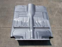 1955-57 Chevy - Floor - 1955-57 Chevy Convertible Full Floor With Braces