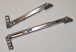 1955-57 Chevy - Station Wagon & Nomad - GM - 1955-57 Chevy Nomad Chrome Liftgate Supports Pair