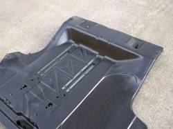 GM - 1955-57 Chevy Trunk Floor Use With Wider Wheel Well Tubs - Image 2