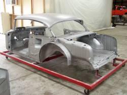 1957 Chevy 2-Door Sedan Body Skeleton - Image 2