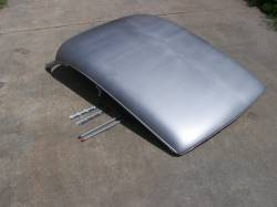 1955-57 Chevy - Roof/Top - 1957 Chevy 2-Door Sedan Top/Roof Structure And Skin Assembly Complete
