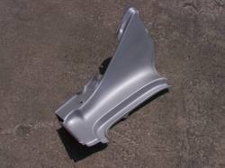 1955-57 Chevy - Quarter Panel - GM - 1957 Chevy Left Rear Inner Fin Panel - Includes Taillight Opening Over To Tailpan Seam