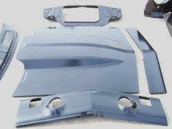 1967 Camaro RS Complete Front End Sheet Metal Package - Image 3