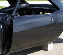 1969 Camaro Coupe Complete With Heater Delete Firewall, Top Skin, Drip Rails, Quarter Panels, Doors & Deck Lid - Image 6