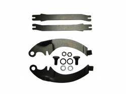 1955-57 Chevy - Brakes - 1951-64 Chevy Car & 1951-59 Truck Rear Emergency Brake Shoe Lever Set