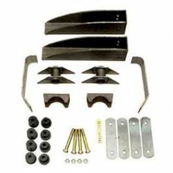 1955-57 Chevy Rear Spring Pocket Kit - Image 1