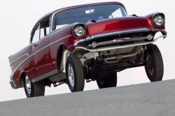 1955-57 Chevy - 2-Door Sedan - 1955-57 Chevy PRECISION HOT ROD Gasser Chassis