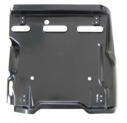 Camaro - Floor - 1967-69 Camaro Coupe Right Front Seat Platform
