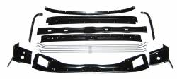 Camaro - Roof/Top - 1967-68 Camaro Coupe Top/Roof Brace Kit