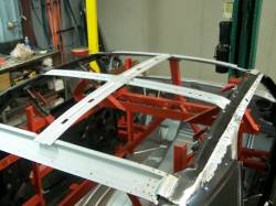 1967-68 Camaro Coupe Top/Roof Brace Kit - Image 2