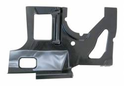 Camaro - Cowl/Firewall - 1967-69 Camaro Left Inner Rocker Forward Extension