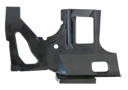 Camaro - Cowl/Firewall - 1967-69 Camaro Right Inner Rocker Forward Extension