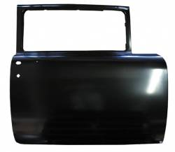 1955-57 Chevy - Door - 1955-57 Chevy 2-Door Sedan & Station Wagon Right Full Door Skin (Also Use For Nomad)