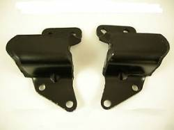 1955-57 Chevy - Frame & Chassis - 1955-57 Chevy Powerglide Automatic Rear Motor Mounts Pair