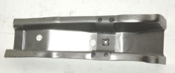 1955-57 Chevy Center Long Floor Brace Ends Only Pair - Image 1