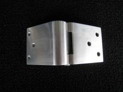 1955-57 Chevy Station Wagon Billet Tailgate Hinges Pair - Image 2