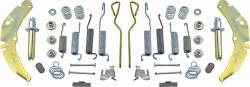1955-57 Chevy - Frame & Chassis - 1955-58 Chevy Rear Self-Adjusting Drum Brake Hardware Kit