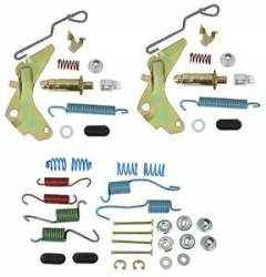 1958-72 Chevy - Brakes - 1959-70 Rear Self Adjusting Brake Hardware Kit