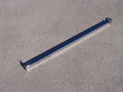 1955 Chevy Chrome Radiator Core Support Top Bar - Image 1