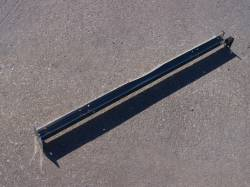 1955 Chevy Chrome Radiator Core Support Top Bar - Image 5