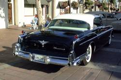 """1955-56 Chevy Tri-Bar """"Yankee"""" Taillights - Chrysler Imperial Style Pair - Image 5"""