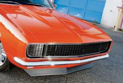 1968 Chevrolet Camaro Chrome Front Bumper - Image 2