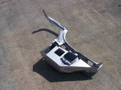 1955-56 Chevy Convertible Right Cowl Side Panel A-Pillar Assembly - Image 2