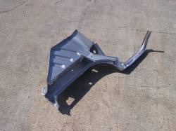 1957 Chevy Convertible Right Cowl Side Panel A-Pillar Assembly - Image 2