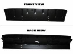 1955-57 Chevy Convertible Rear Seat Back Brace Structure - Image 1
