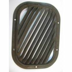 1955-57 Chevy - Interior - 1955-56 Chevy Used Left Air Kick Panel Vent Grille