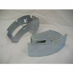 1955-57 Chevy - Dash - 1955-56 Chevy Used Dash Ashtray & Bracket