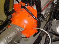 1956-63 Chevy Used V8 Road Draft Tube - Image 2