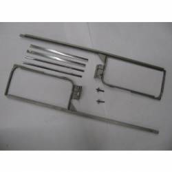 1955-57 Chevy - Door - 1955-57 Chevy 2&4-Door Hardtop, Convertible Used Vent Window Assemblies