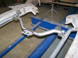 1955-57 Chevy Custom Super-Series Tubular Frame Upgrade Kit - Image 9