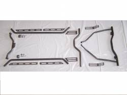 1955-57 Chevy Custom Super-Series Tubular Frame Upgrade Kit - Image 1