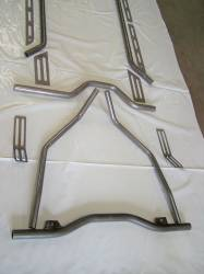 1955-57 Chevy Custom Super-Series Tubular Frame Upgrade Kit - Image 3