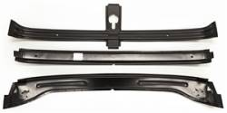 1955-57 Chevy - Roof/Top - 1955-57 Chevy 2-Door Hardtop Lateral Top/Roof Brace Kit