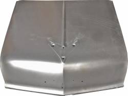 1955-57 Chevy - Hood - 1956 Chevy Complete Hood