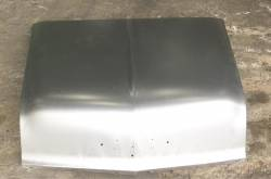 1955-57 Chevy - Hood - 1956 Chevy Steel Custom Smoothie Hood Complete