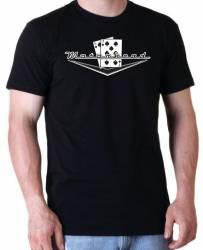 Black 1957 Chevy 100% Cotton T-Shirt X-Large - Image 2