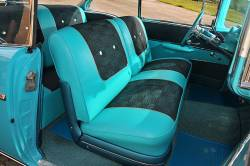 1957 Chevy 2-Door Front Seat Foam Cushion Set - Image 2