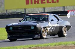 Actual Real Deal Steel 1969-R body competing in NZ