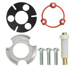 1955-57 Chevy - Dash - 1955-56 Chevy Steering Wheel Horn Ring Installation Kit