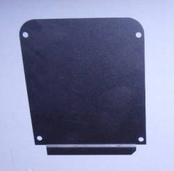 1955-57 Chevy - Side Glass - 1955-57 Chevy 2-Door Inner Access Cover Small