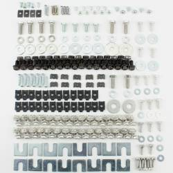 1955-57 Chevy - Front Fender - 1955 Chevy Front End Sheetmetal Fastener Kit