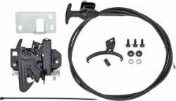 1955-57 Chevy - Dash - 1955-56 Chevy Inside Hood Release Kit
