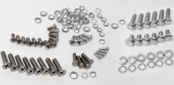 1955-57 Chevy - Station Wagon & Nomad - 1955-57 Chevy Sedan Delivery Tailgate Fastener Set