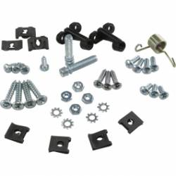 1955-57 Chevy - Front Fender - 1955-57 Chevy Headlight  Adjuster & Bucket Mounting Kit