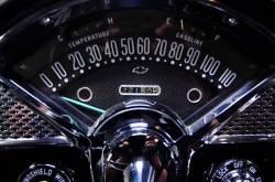 1955-56 Chevy Speedometer Lens - Image 2